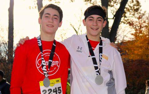 Pelham Memorial High School Students Run In Pelham Half Marathon & Help Raise $10,000