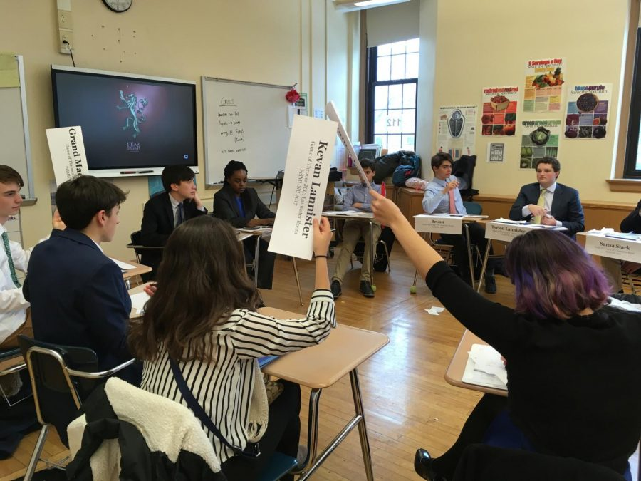 Pelham Model UN Hosts Annual Conference