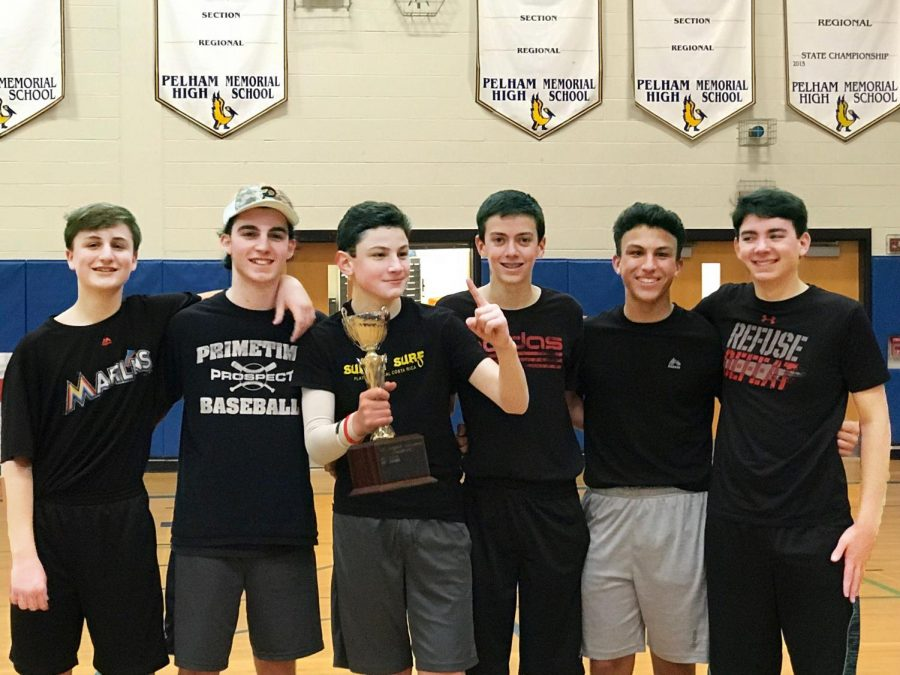 CCC Dodgeball Tournament Raises $4K