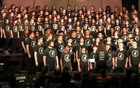 Chorus Holds Successful Fundraiser