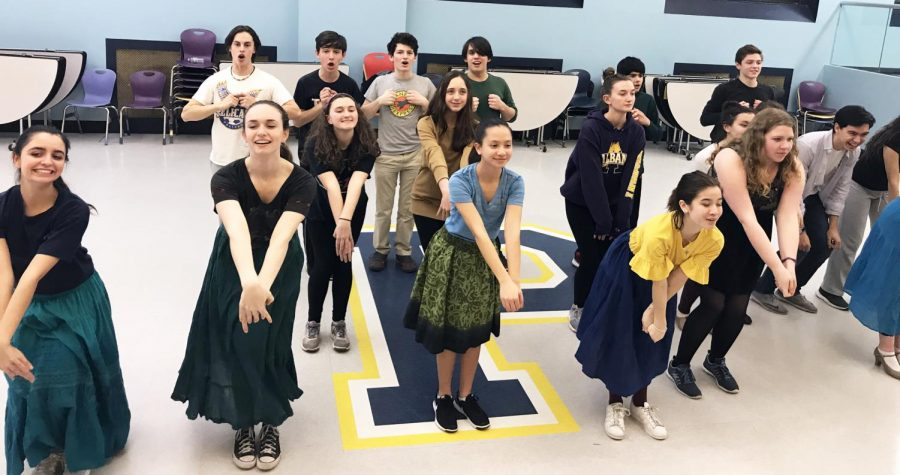 Spring Musical Offers Sneak Peak