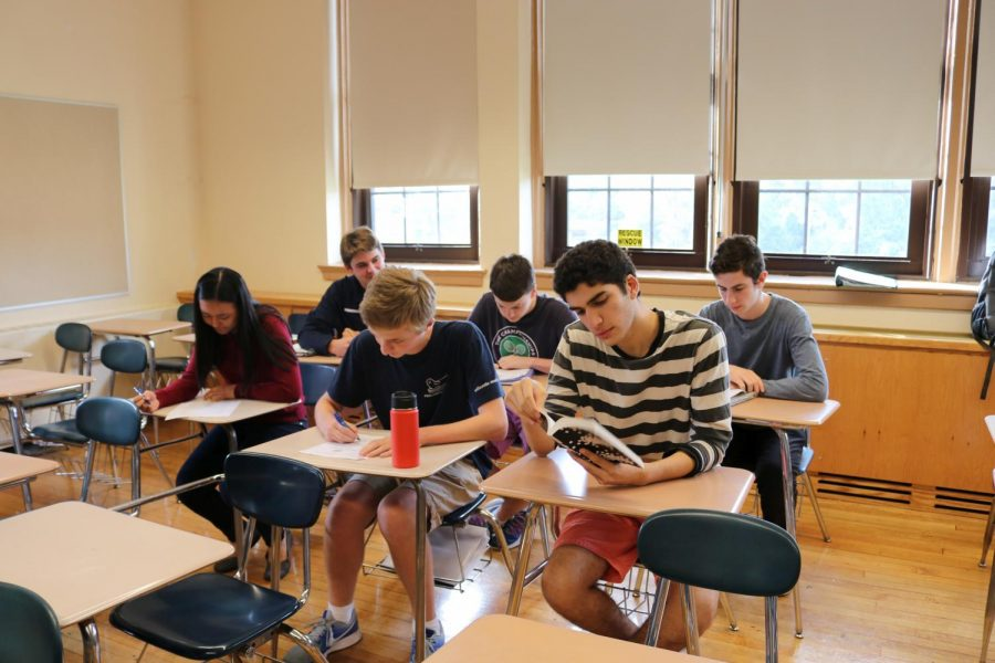 Six Pelham Memorial HS Students  Named National Merit Semifinalists