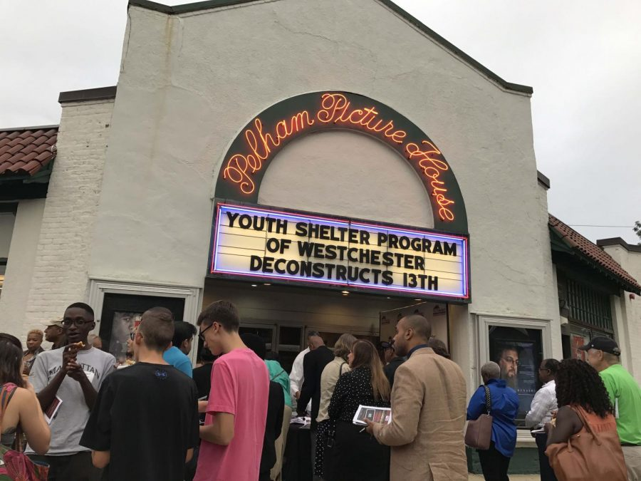 Pelhamites support Westchester Youth Shelter Program benefit.