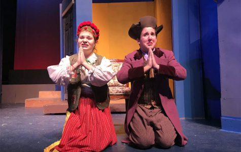 Theatre Review: Sock 'n' Buskin's FOOLS  is a Laugh Riot