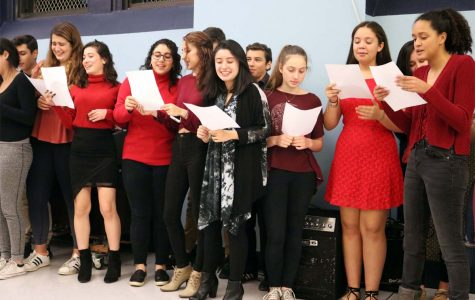 Language Departments Host  International Dinner