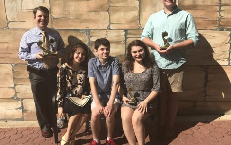 Sock 'n' Buskin and Middle School Drama Win Eight National Youth Theater Awards