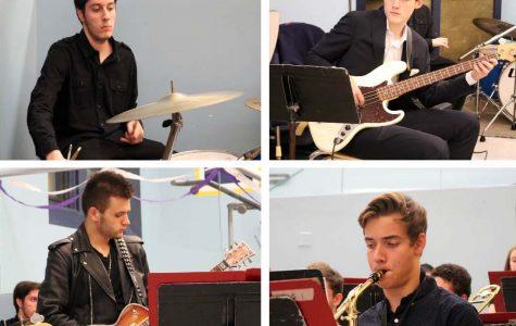 Jazz Band Fundraiser Nets $2K