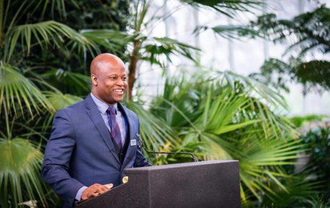 Chess Motivational Speaker Maurice Ashley Inspires Pelham Students