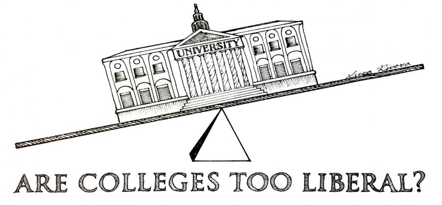 Political Bias on College Campuses