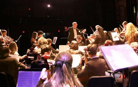 Orchestra Conducts Some Holiday Spirit at Winter Concert