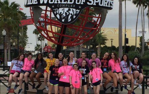 Softball Team Heads Down to Disney for  Preseason Games