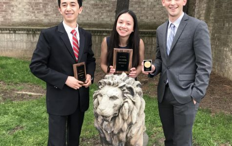 Forensic Speech Team Compete at Local and State Championships and Talk Their Way to Nationals