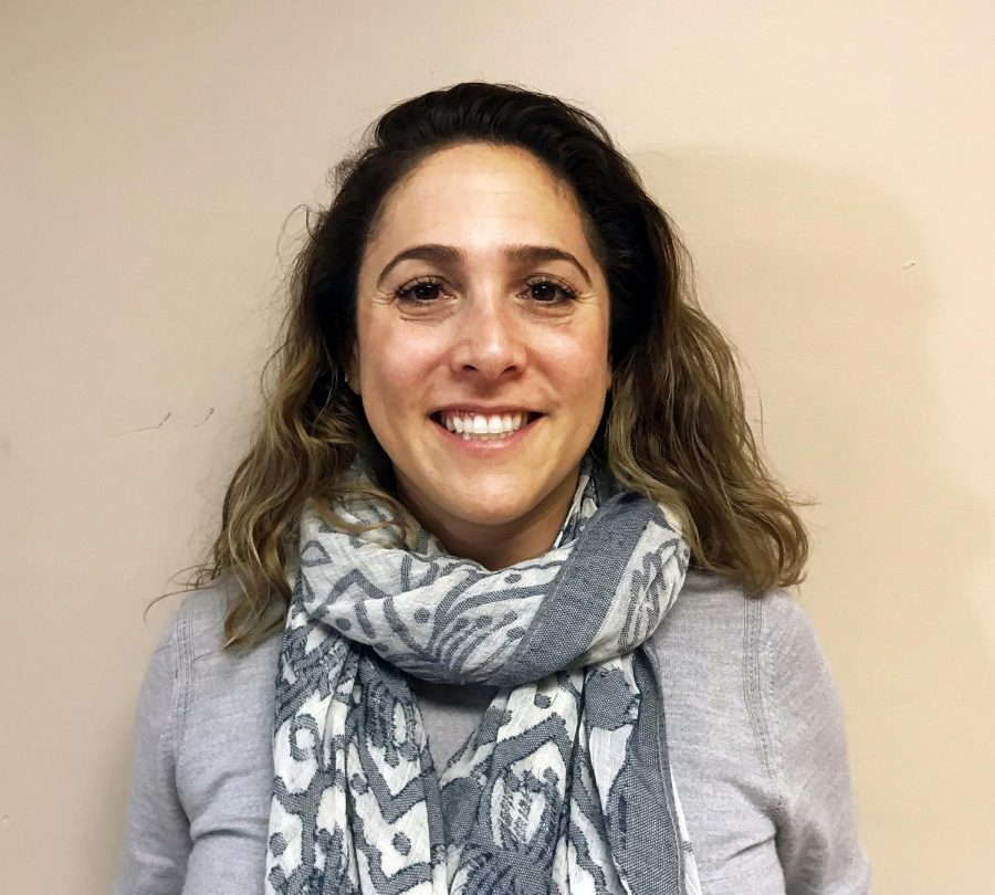 Ms. Quintano is excited for the challenges her new position will entail.