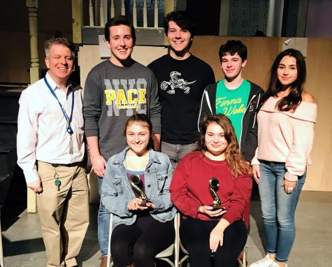 Pel Mel TV – Broadcast Journalism Class films our Top Stories of March