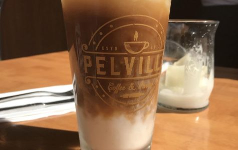 Pelville Poaches Pat and Serves Great Coffee