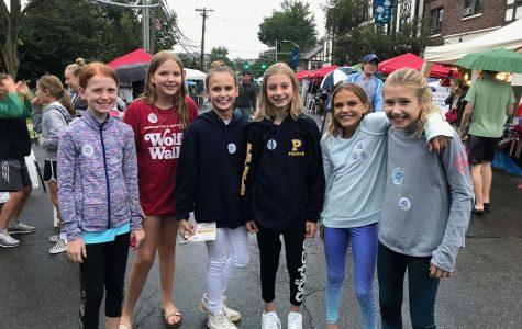Pelham Community Hosts First Annual Wolfs Walk