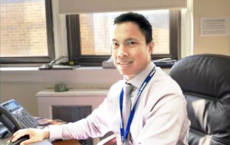 Sebalos Takes Over as IT Director