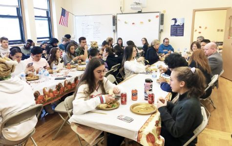 B.R.I.D.G.E. Academy Celebrates Thanksgiving