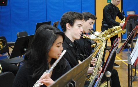 Winter Concerts of Pelham Memorial High School