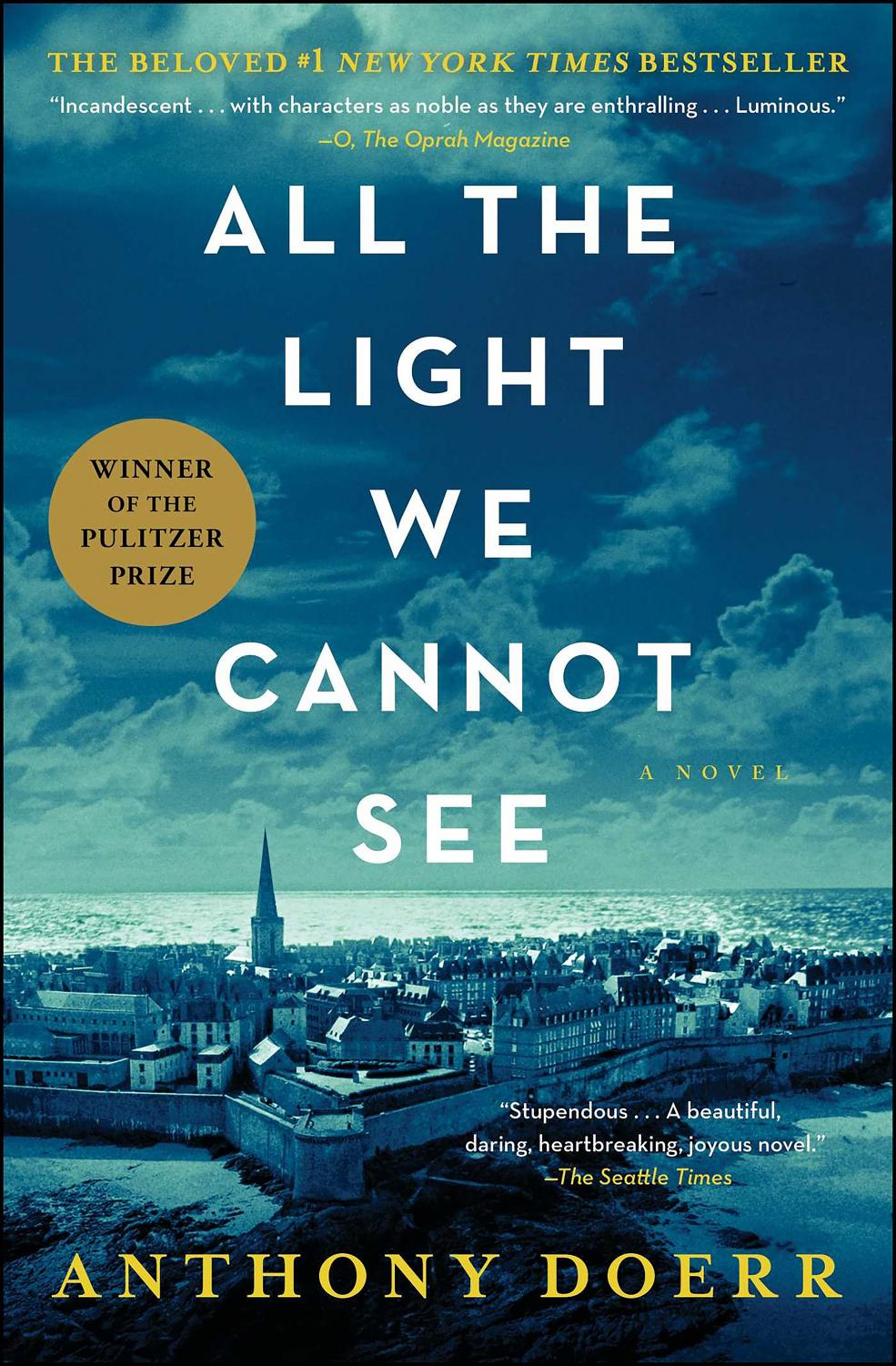 "Students and community members are invited to read ""All the Light We Cannot See"" as part of the Big Read."