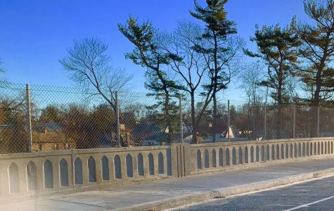 Traffic Bridge Construction Nearly Completed Over the Hutchinson River Parkway