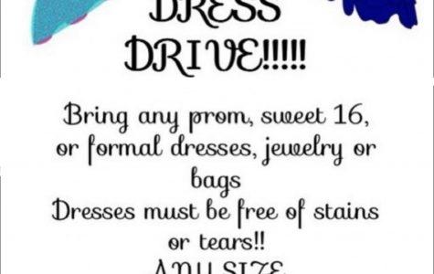WEC Runs Prom Dress Drive