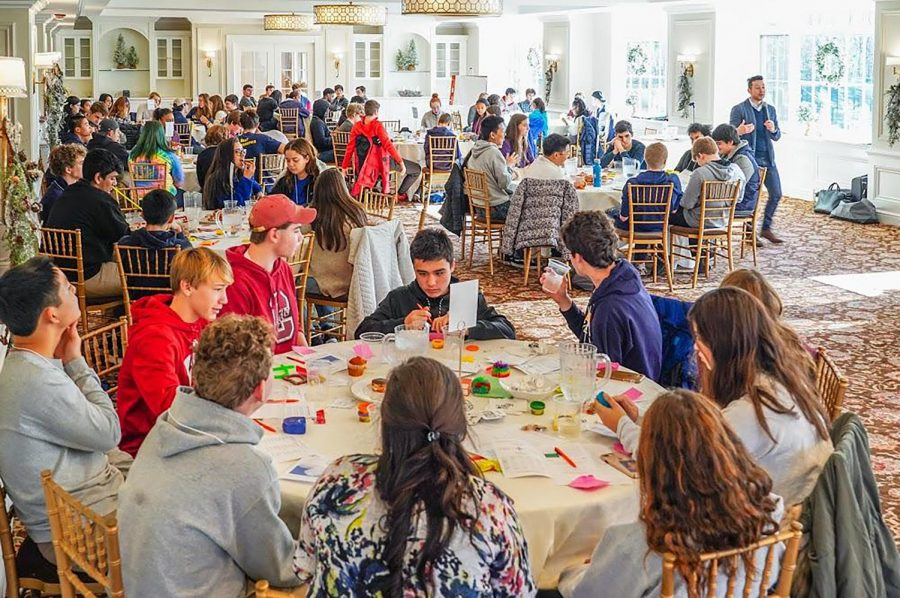 PMHS+students+participate+in+one+of+the+%0Aleadership+activities+of+the+day.
