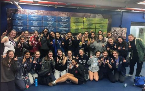 Girls Track and Field Repeats as League Champions; Boys Place 3rd