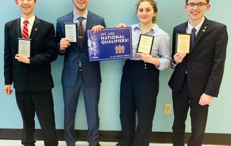 Forensic Speech Team Qualifies Four for National Tournament