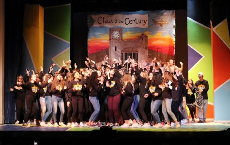 "Class of 2019 — The ""Class of the Century"" — Holds Cent-sational  Talent Show"