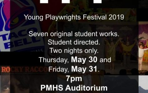 Young Playwrights Festival to present Seven New Pieces 5/30 and 5/31