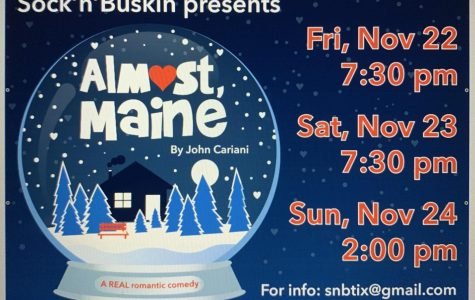 SOCK 'N' BUSKIN TO PRESENT ALMOST MAINE