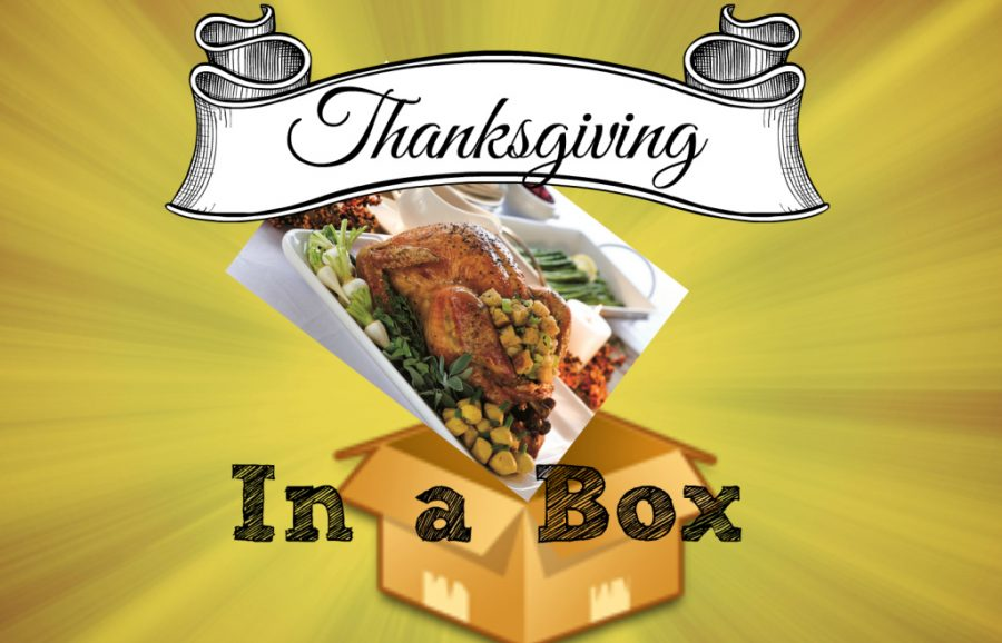 The Foundations Class Sponsors Thanksgiving In A Box Drive