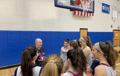 Coach Fin Newest Member of  Girls Basketball  Family