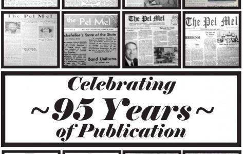 PEL MEL CELEBRATES ITS 95TH ANNIVERSARY