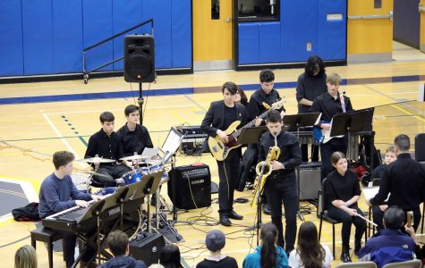 Band Concert Jazzes up the Holiday Season
