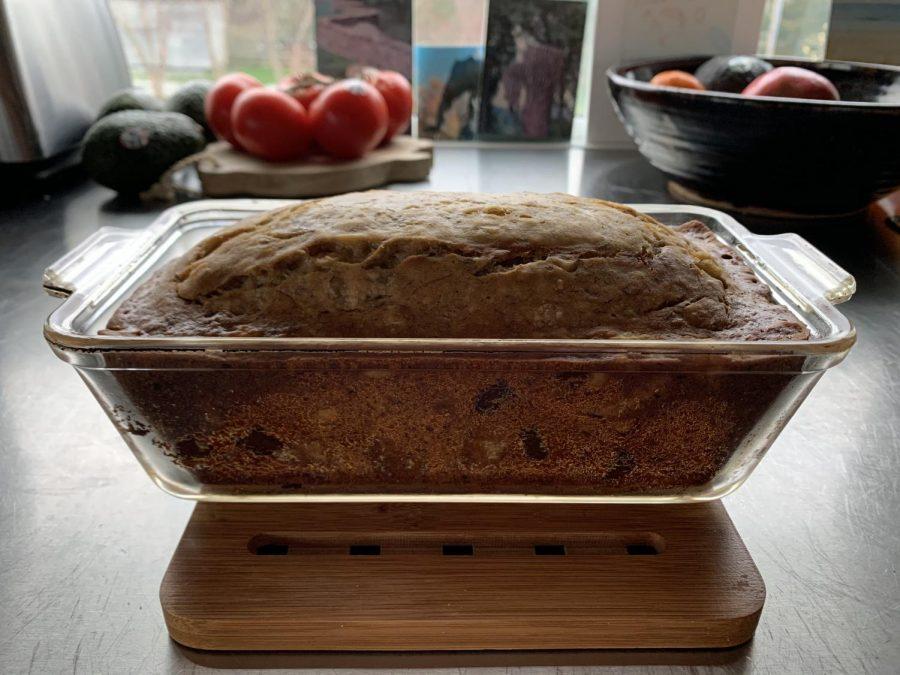 Recipe--Easy Banana Bread!