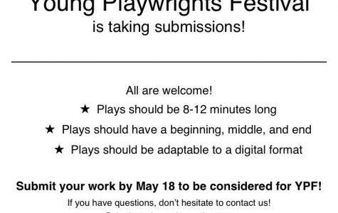 Sock 'n' Buskin Taking Submissions for Young Playwrights Festival