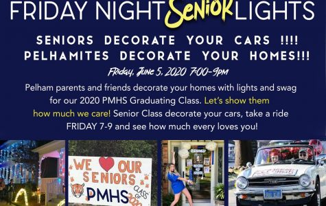 FRIDAY NIGHT LIGHTS Event Celebrates PMHS Seniors