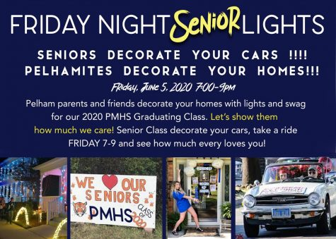 FRIDAY NIGHT LIGHTS Event Celebrates PMHS Seniors