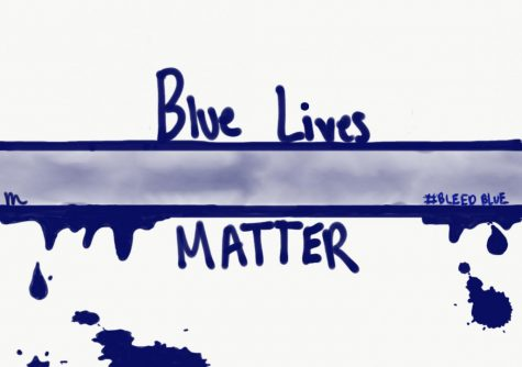 OP-ED: Blue Lives Matter