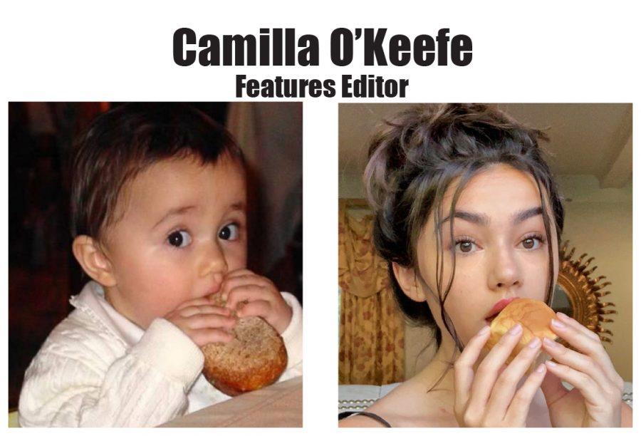 Pel Mel Farewell - Camilla O'Keefe