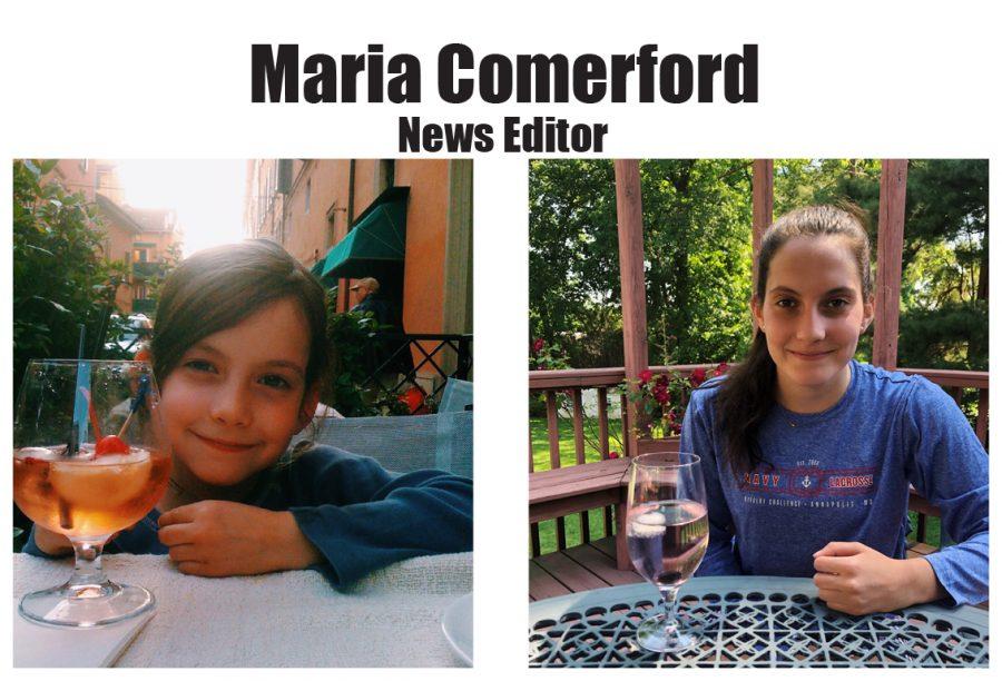 Pel Mel Farewell - Maria Comerford