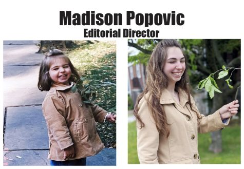Pel Mel Farewell - Madison Popovic