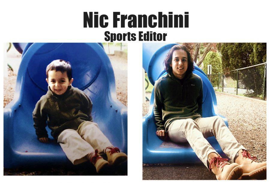 Pel Mel Farewell – Nic Franchini