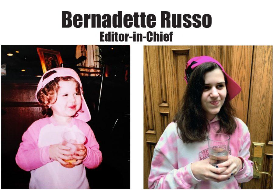 Pel Mel Farewell - Bernadette Russo