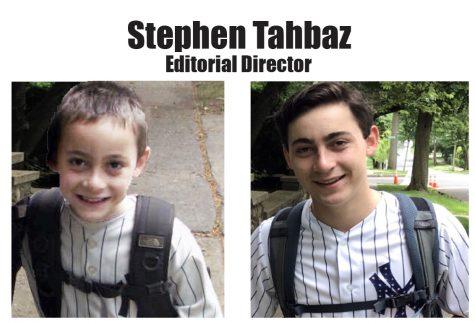 Pel Mel Farewell – Stephen Tahbaz