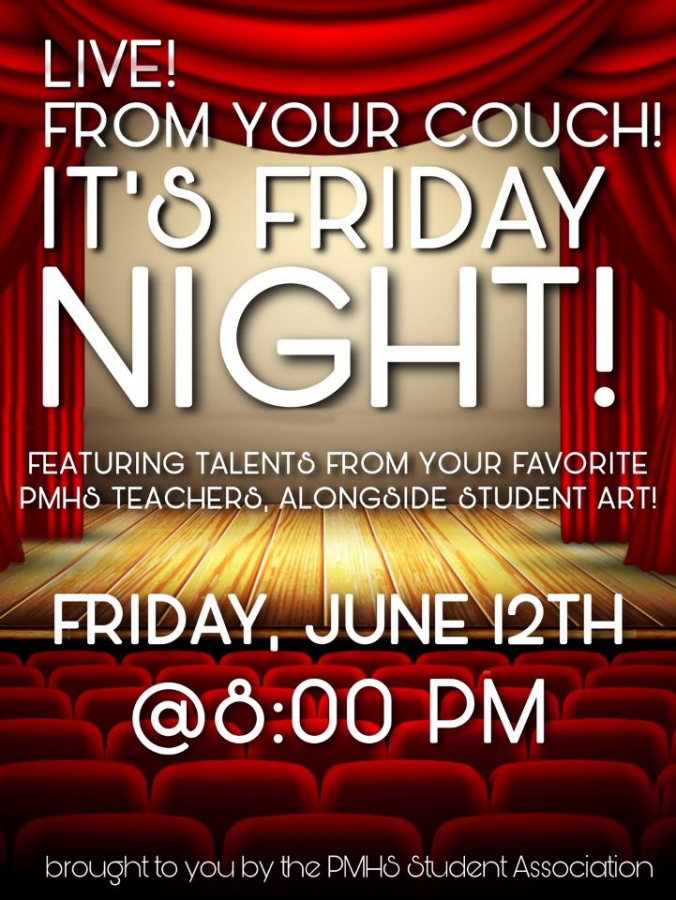 Friday Night Live - Teacher Talent Show Gets Students to Smile
