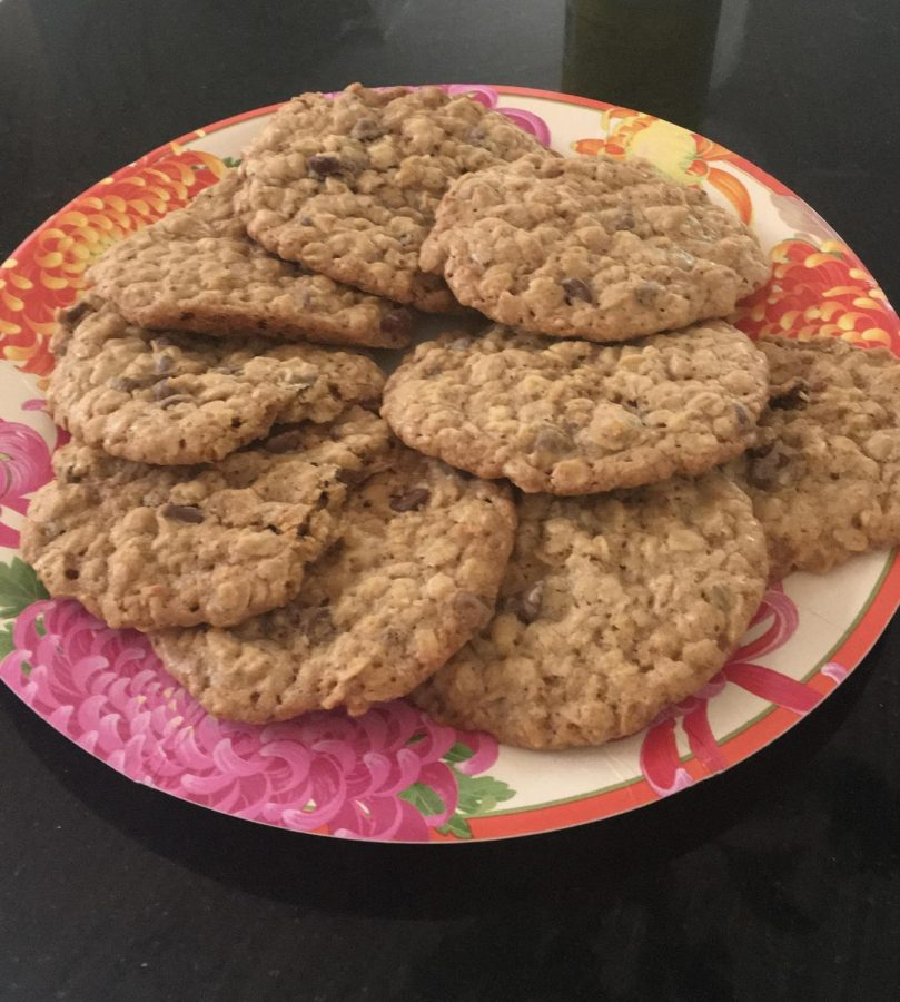 Recipe of the Issue: VOTEmeal Cookies