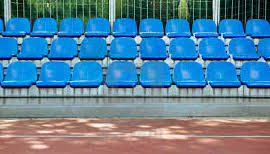 PMHS Teams: Playing When the Stands Are Empty